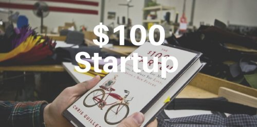 The $100 Startup (Chris Guillebeau)- Zusammenfassung